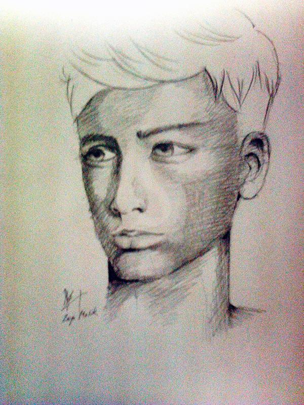 Zayn Malik by CapriciaHope