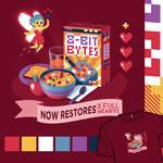 Pixel Pixie's 8-bit Bytes
