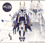 [CLOSED]Adoptable #43[AUCTION]