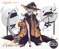 [CLOSED]Halloween Auction #02  [AUCTION]