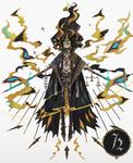 [CLOSED] Adoptable #72 Nebula [AUCTION]