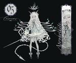 [CLOSED] Coroanos #05 Apophyllite [AUCTION]