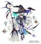 [CLOSED]Halloween2020Auction#01 Astra Witch