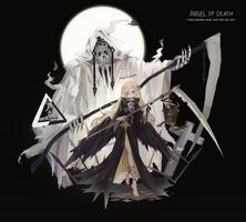 [CLOSED] Halloween 2020 #03 Angel of Death