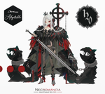[CLOSED] Adoptable #120 Necromancia [AUCTION]
