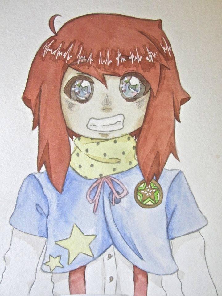 Lidarra, Shinda Sora's Oc ~ by mailinyan