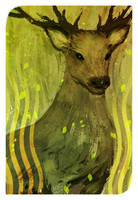 stag card by mrokat