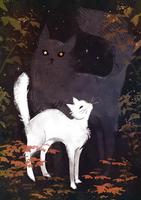 Kitty-cats by mrokat