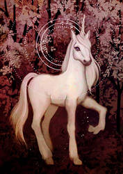 Unicorn by mrokat