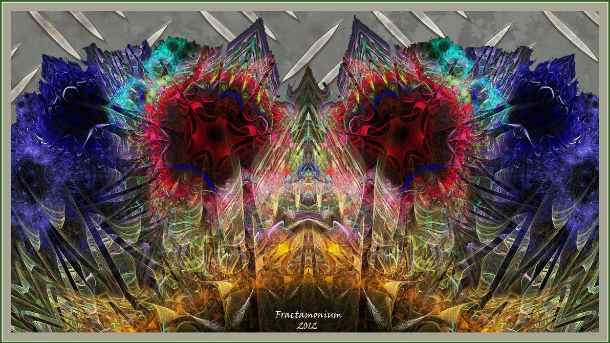 Heavy Metal by Fractamonium
