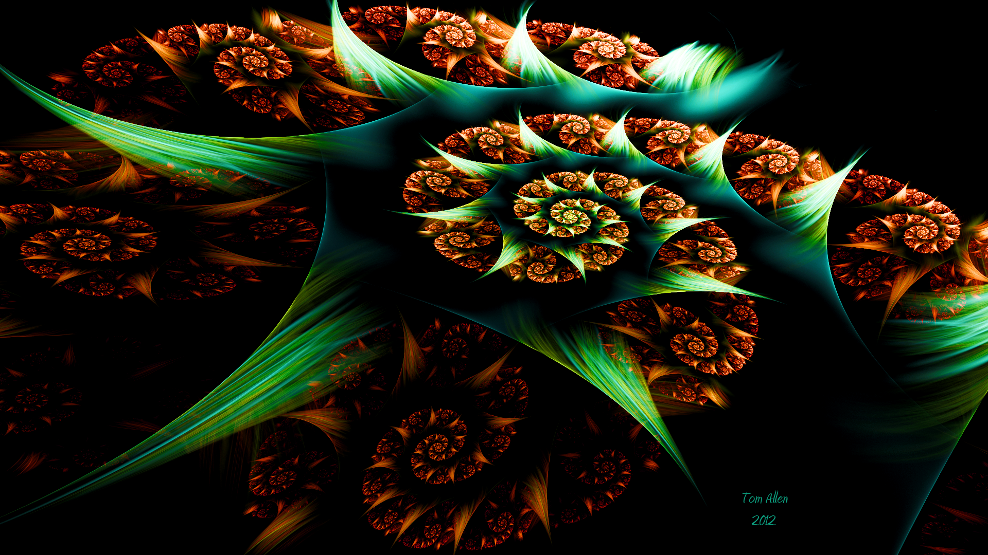 Spiron by Fractamonium