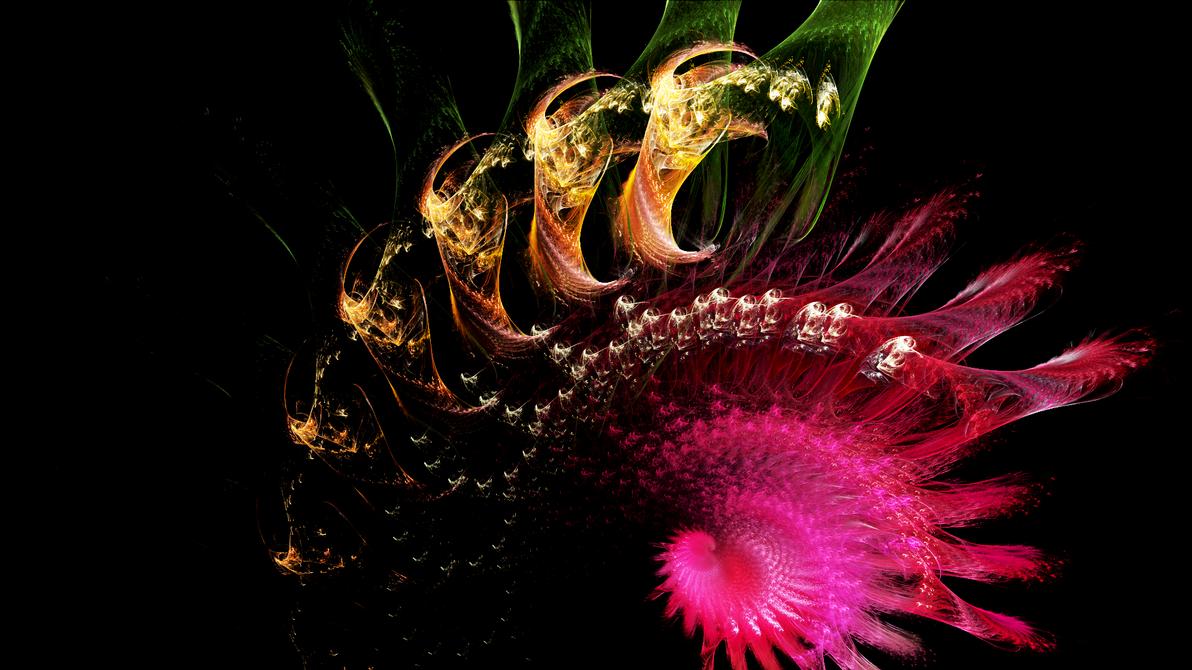 Pinky by Fractamonium