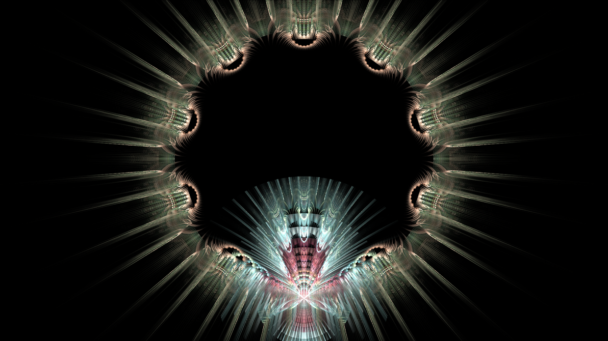 celestial by Fractamonium
