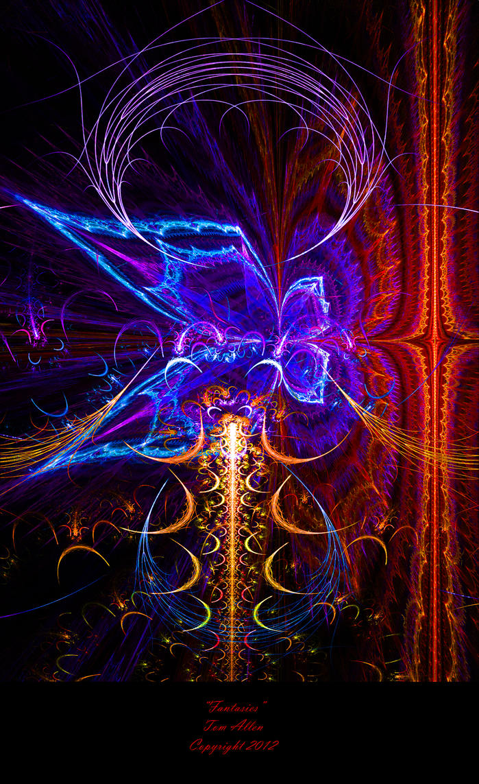 Fantasies by Fractamonium
