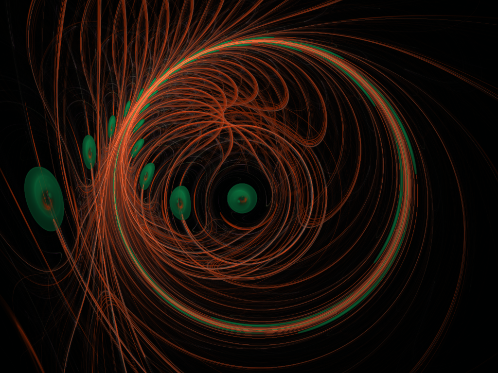 Viral Spiral by Fractamonium