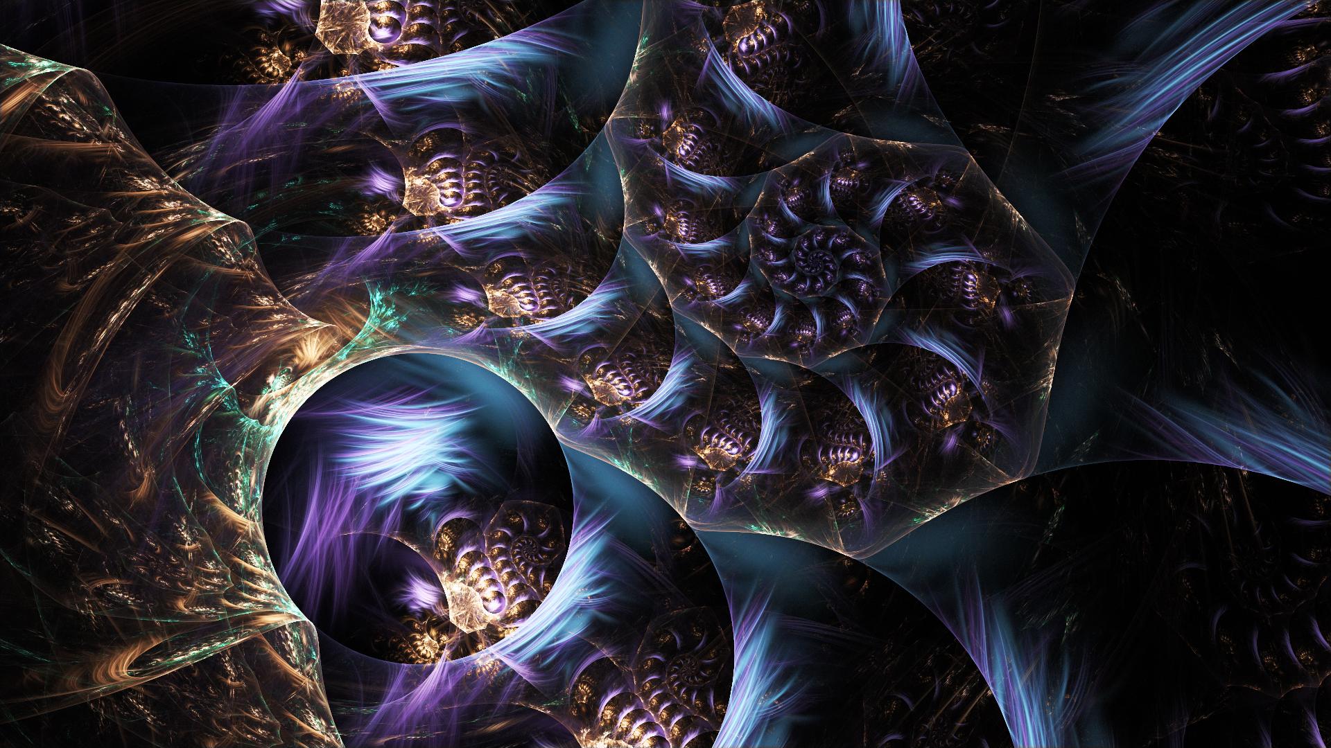 Dark Nautilus by Fractamonium