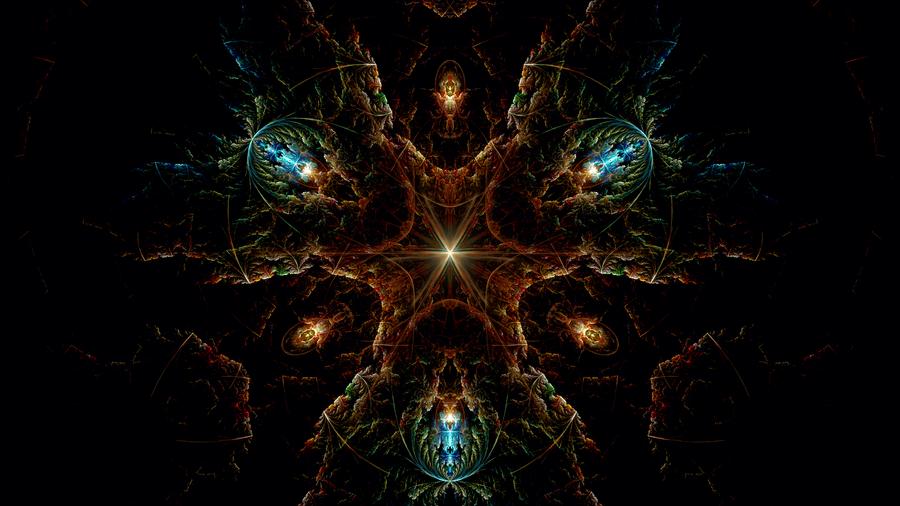 Dark Frantasy by Fractamonium