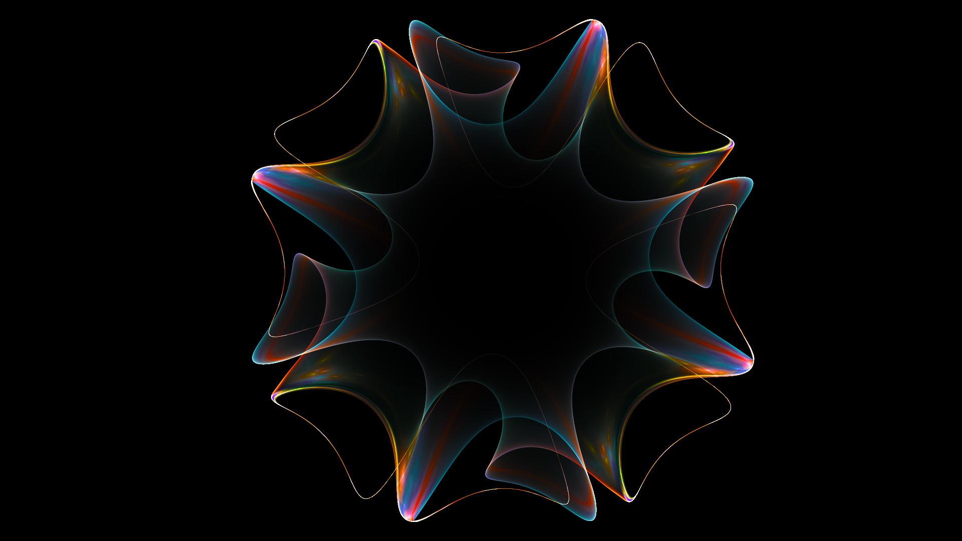 Glass Works II by Fractamonium