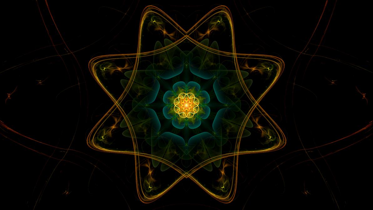The Atom by Fractamonium