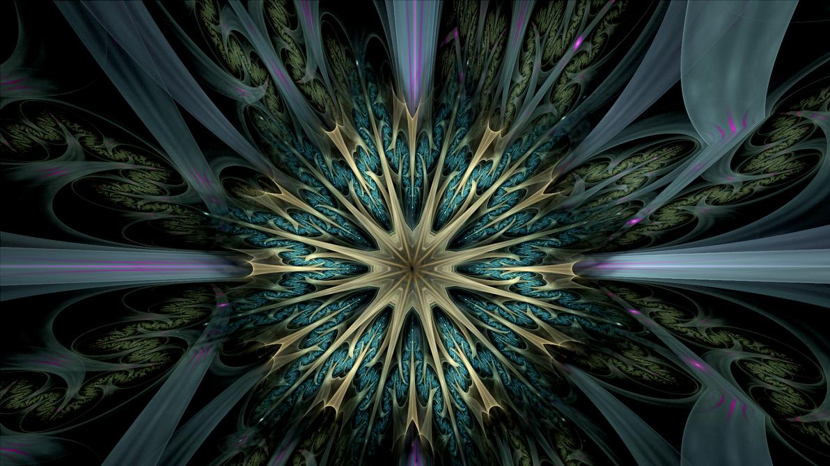 Glacier by Fractamonium