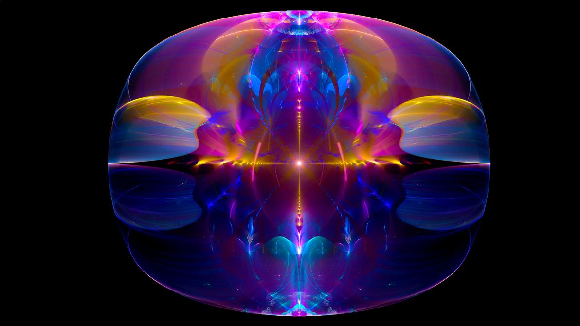 Interstellar Juke Box by Fractamonium