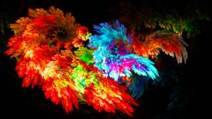 Faux Water Color Fractal