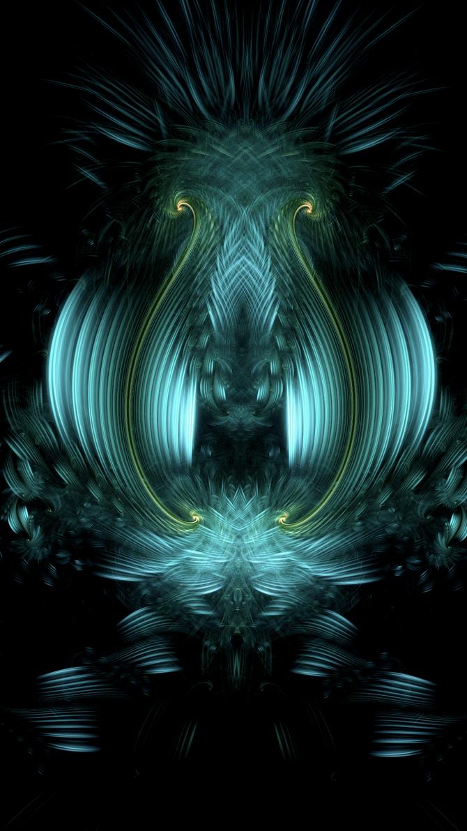Gentle Curves by Fractamonium