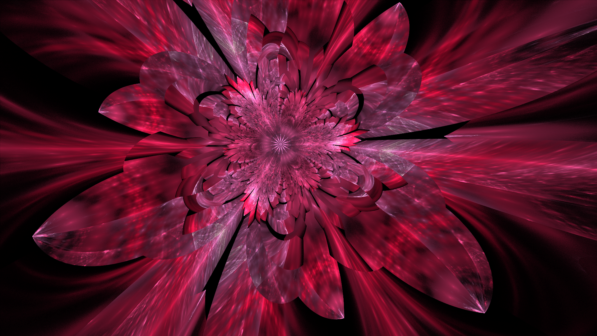 Stone Flower by Fractamonium