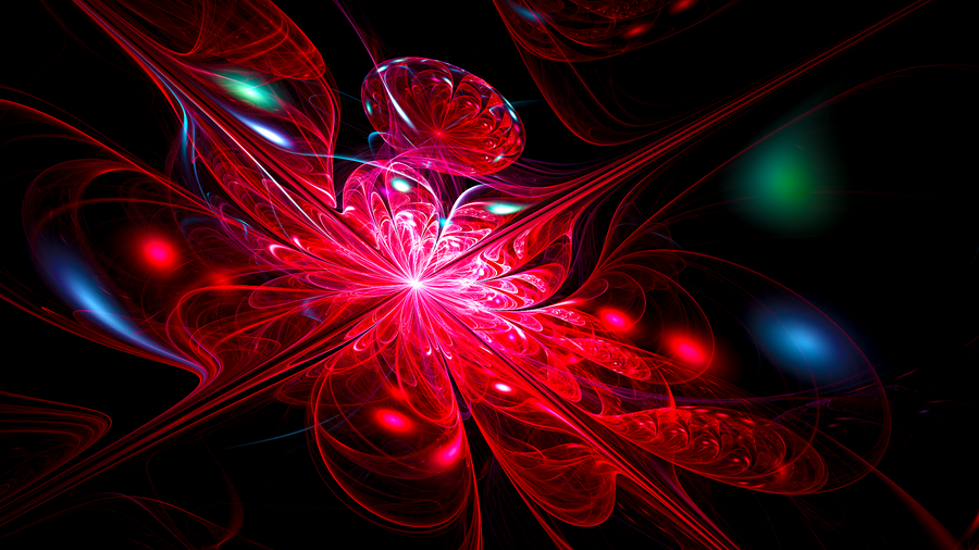 The Flower of Zandan by Fractamonium