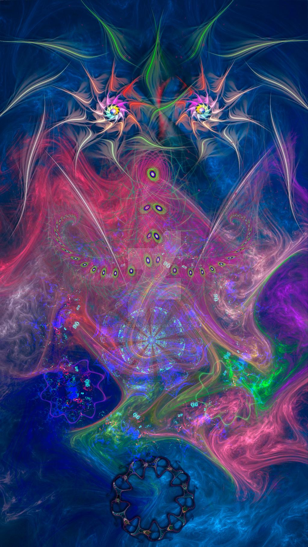 Sky Dreams by Fractamonium