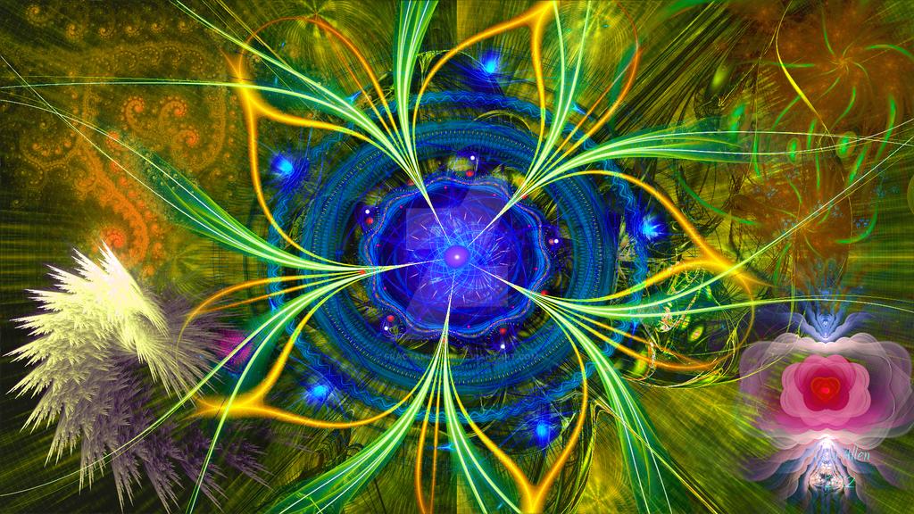Colour III by Fractamonium