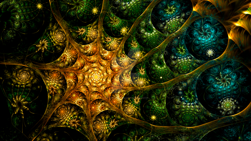 Spinning Down by Fractamonium