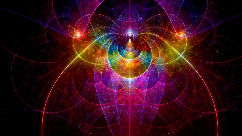 Rainbow Clarity by Fractamonium