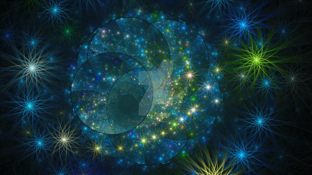 The Planet Xenos by Fractamonium