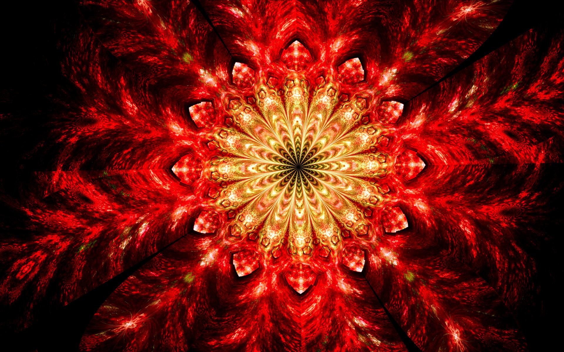 The Burst by Fractamonium