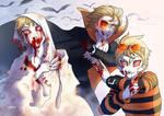 3 states of vampire in stories