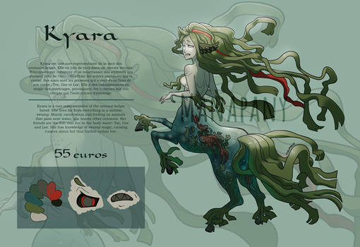 Adoptable centaur 2 [OPEN]