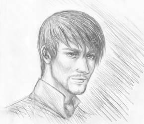 Riario sketch by Genisc