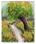Thumb Painting no. 1