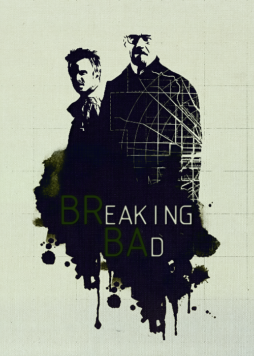 Breaking bad poster by direct memory access on deviantart breaking bad poster by direct memory access voltagebd Choice Image
