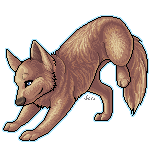 Fuzzy Pixel for Five by scrappster