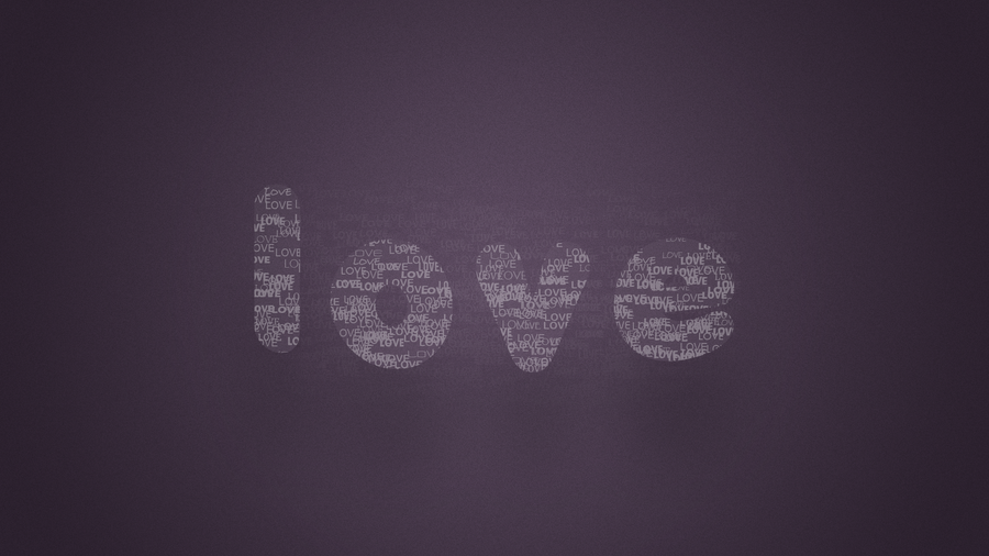 wallpaper Love by rafa-sf