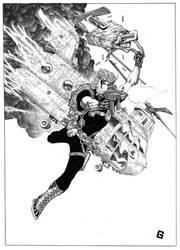 Grifter by Goldmanpenciler