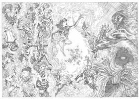 Legion`s Infinity War