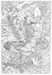 #spiderman #versus #lizzard  FOR SALE!