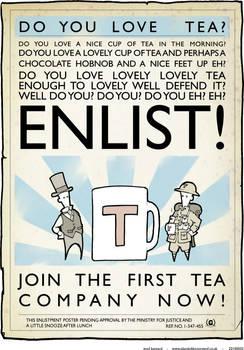 tea enlistment propaganda
