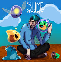 Slime Daddy by kailarocks19
