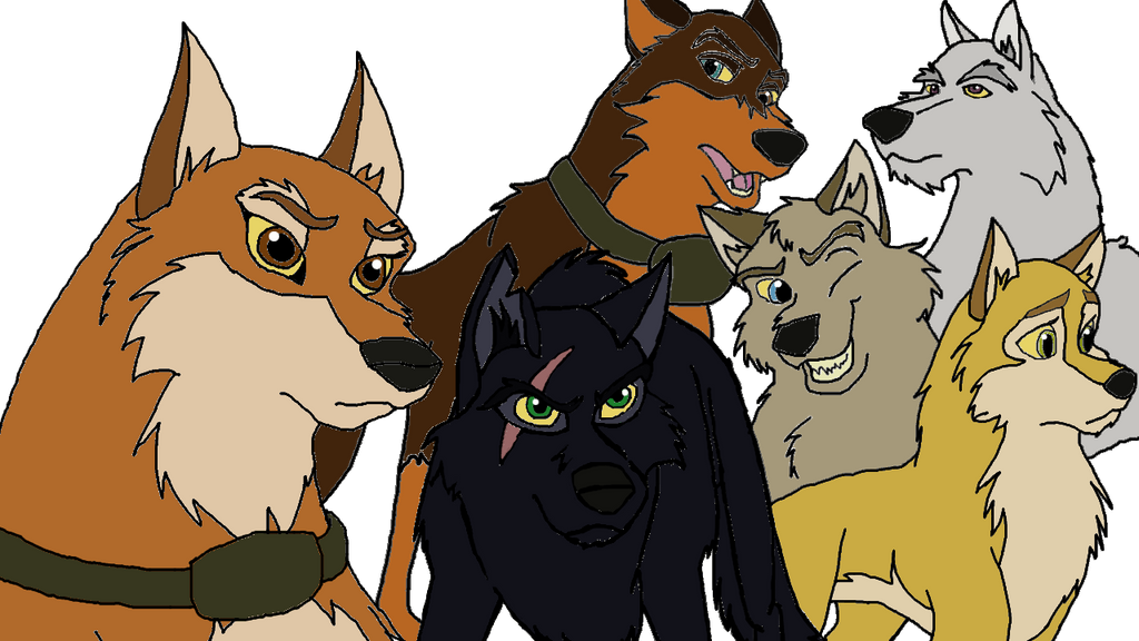 rise of the wolf characters my balto oc 39 s by pandafilmsg