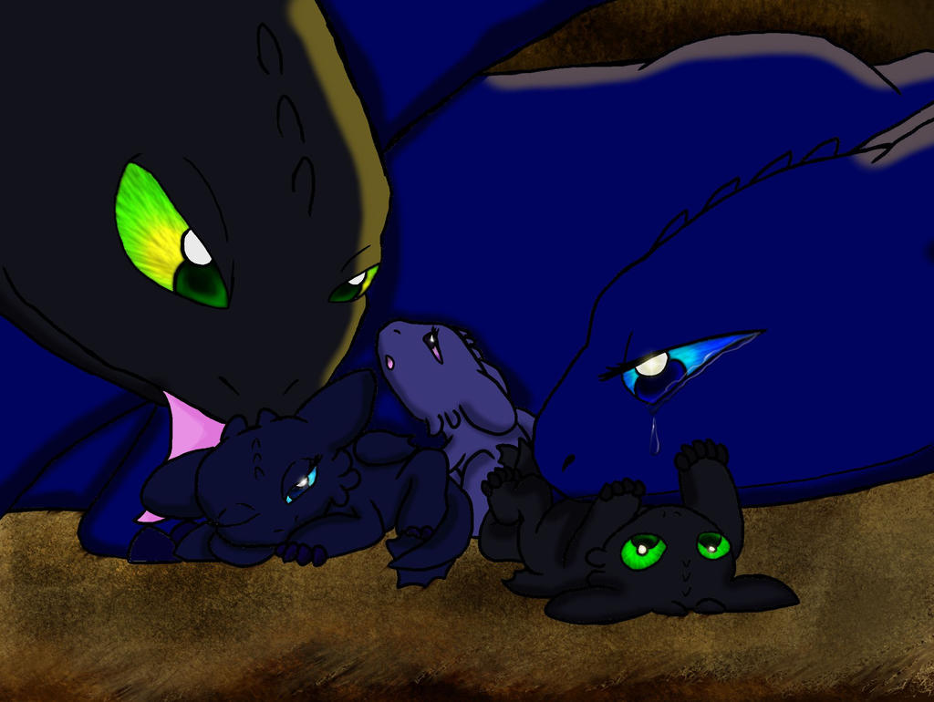 how to train your dragon the island of night