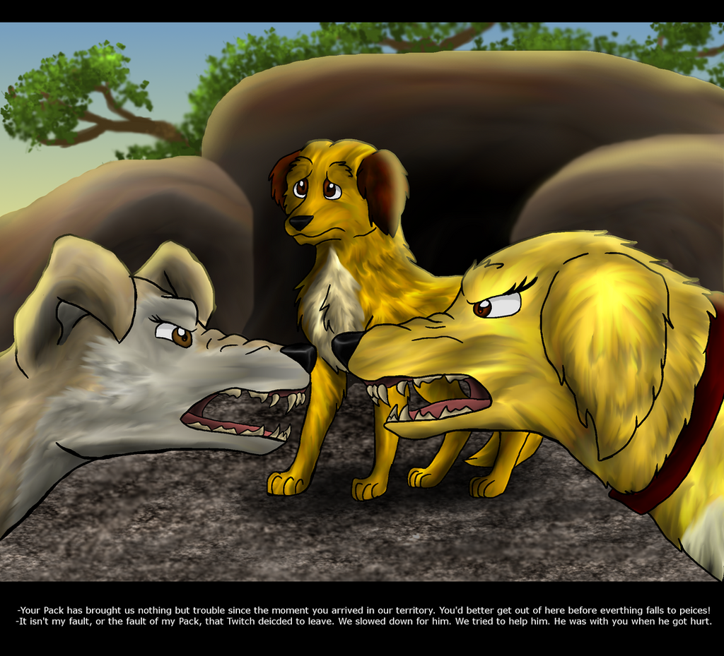 Sweet Dogs Wallpaper Survivors::Darkness Fa...